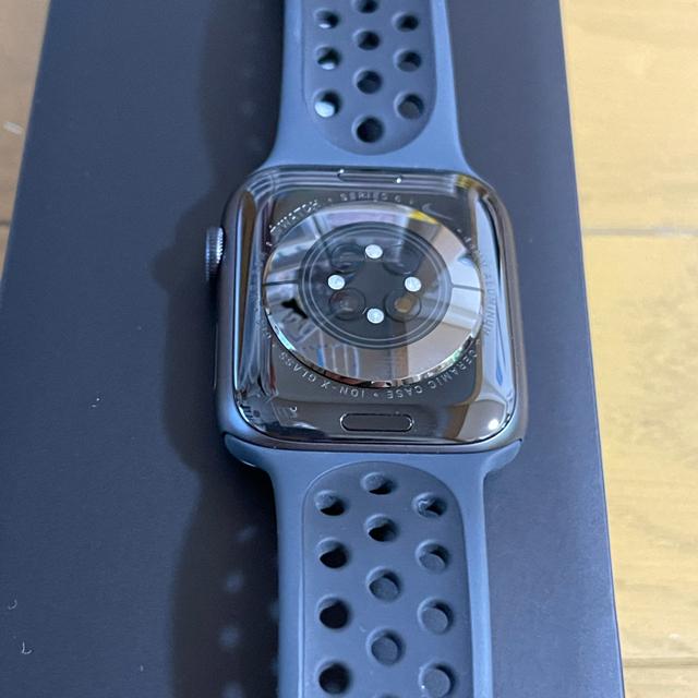 Apple Watch(アップルウォッチ)の【ポン太様専用】Apple Watch series6 44mm NIKE  メンズの時計(腕時計(デジタル))の商品写真