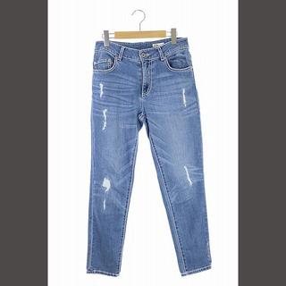ダブルスタンダードクロージング(DOUBLE STANDARD CLOTHING)のダブルスタンダードクロージング デニム パンツ ジーンズ 38 ライトブルー(デニム/ジーンズ)