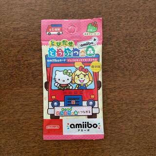 Nintendo Switch - とびだせどうぶつの森 amiiboカード ※シール付き