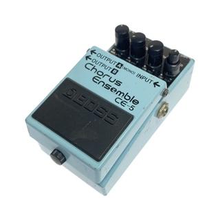 BOSS コーラス   CE-5 ボス(エフェクター)