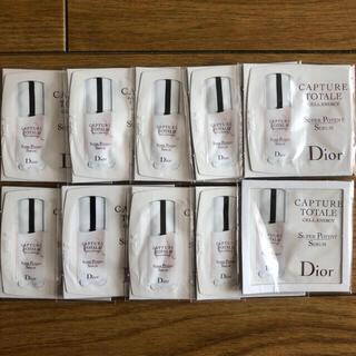 Dior - Dior カプチュールトータルセラム10袋
