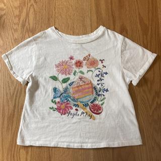 エイチアンドエム(H&M)の【Angela Mckay×H&M】アンジェラマッケイ完売コラボTシャツ 120(Tシャツ/カットソー)
