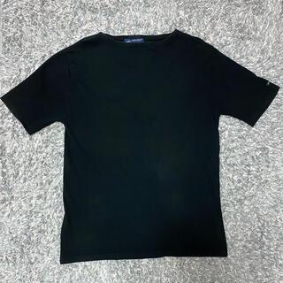 SAINT JAMES - SAINT JAMES セントジェームス  Tシャツ(生地厚手) ブラック