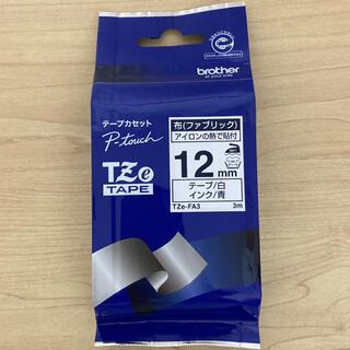 brother - ブラザー ピータッチ テープカセット TZe-FA3