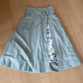 アプワイザーリッシェ(Apuweiser-riche)のアプワイザーリッシェ 3ウェイ スカート(ひざ丈スカート)
