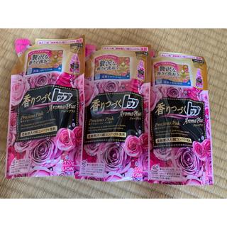 ライオン(LION)の【貴重品】香りつづくトップ ピンク 詰め替え(洗剤/柔軟剤)