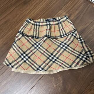 バーバリー(BURBERRY)のBurberry スカート 90(スカート)