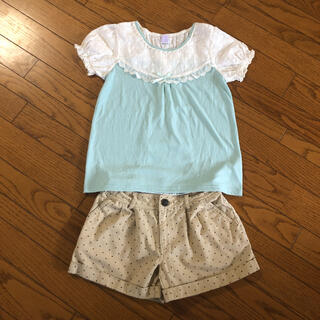 axes femme - axes famme kids Tシャツ 150 セットアップ まとめ売り