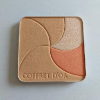 COFFRET D'OR - コフレドールネオコートファンデーション 02