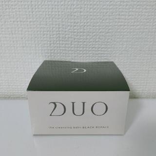 DUO クレンジングバーム ブラックリペア デュオ