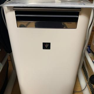 SHARP - SHARP 加湿空気清浄機 KI-LS50-W 2020年年式