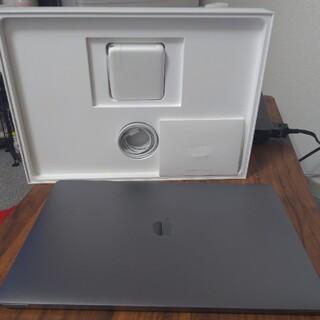 Apple - MacBook pro 15インチ 2018 16GB
