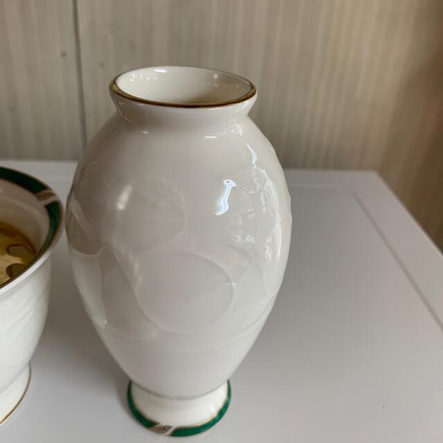 NARUMI(ナルミ)のmila schon NARUMI 花瓶2個セット  インテリア/住まい/日用品のインテリア小物(花瓶)の商品写真