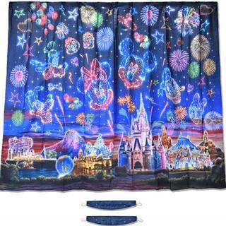 Disney - ディズニー カーテン