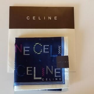 CEFINE - ★新品 CELINE セリーヌ ハンカチ チーフ