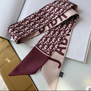ツイリー バッグスカーフ ヘアバンド リボンスカーフ