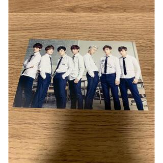 防弾少年団(BTS) - 激レア BTS BOY IN LUV JPver HMV 購入特典 ポストカード