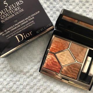 ディオール(Dior)のサンク クルール クチュール 759デューン(アイシャドウ)