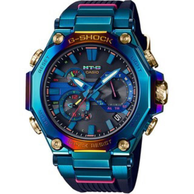 G-SHOCK(ジーショック)のCASIO G-SHOCK MTG-B2000PH-2AJR新品未使用 メンズの時計(腕時計(アナログ))の商品写真