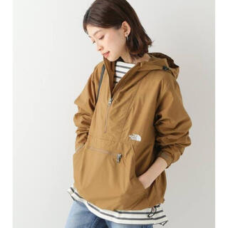 IENA - IENA THE NORTH FACE コンパクトアノラック