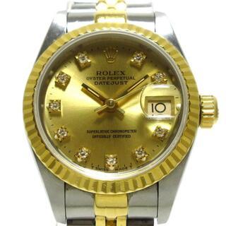 ROLEX - ロレックス 腕時計 デイトジャスト 69173G