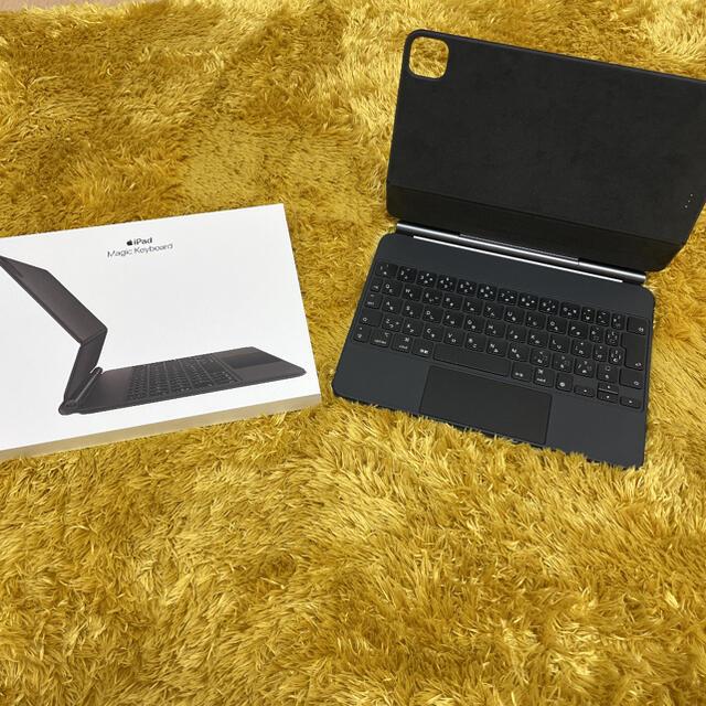 Apple(アップル)のApple 11インチiPad Pro用Magic Keyboard スマホ/家電/カメラのPC/タブレット(タブレット)の商品写真