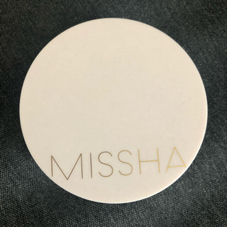 MISSHA - クッションファンデーション本体 新品パフ付き