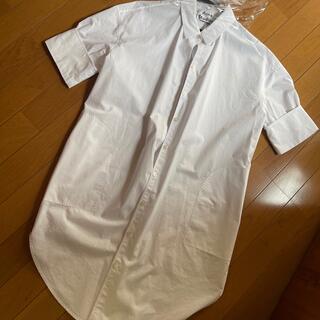 アクネ(ACNE)のAcne Studios アクネ ストゥディオズ ブラウス 半袖 シャツ (シャツ/ブラウス(半袖/袖なし))