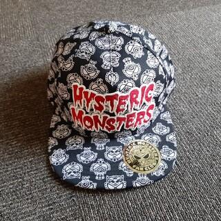 ヒステリックミニ(HYSTERIC MINI)のヒステリックミニ 帽子 キャップ 新品 58 130 140 150 ママ (帽子)