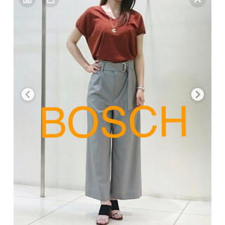 ボッシュ(BOSCH)のBOSCH ハイゲージニット(カットソー(半袖/袖なし))