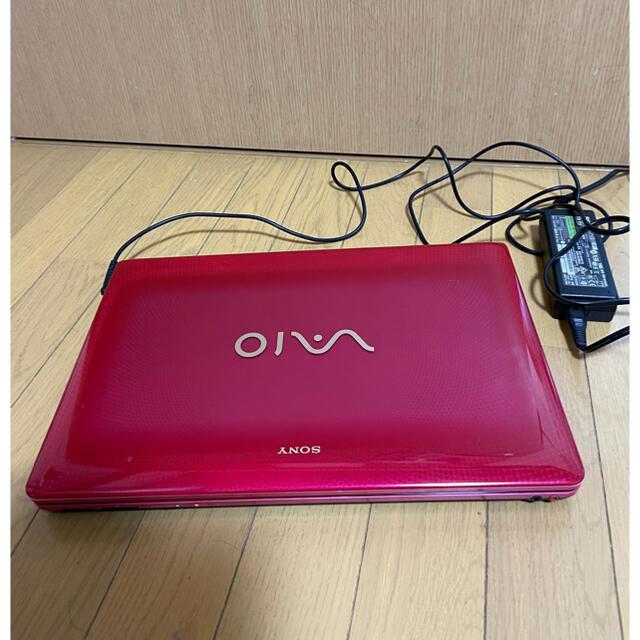 SONY(ソニー)の【ピンク様専用】VAIOノートPC Corei3 SSD128GB Win10 スマホ/家電/カメラのPC/タブレット(ノートPC)の商品写真
