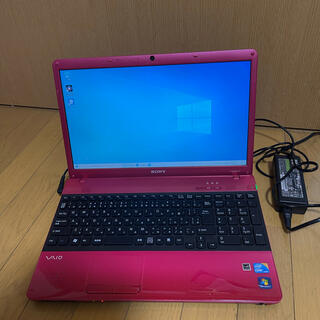 SONY - VAIOノートパソコン Corei3 SSD128GB Windows10