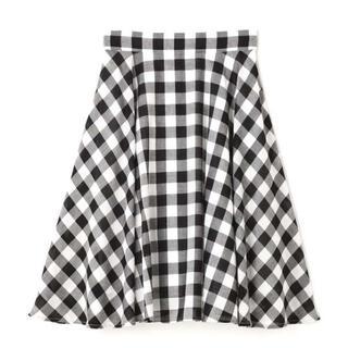 PROPORTION BODY DRESSING - ビッグギンガムチェックスカート定価¥10,120