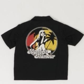 ジョーイヒステリック(JOEY HYSTERIC)の最終お値下げ Joey オープンカラーシャツ(Tシャツ/カットソー)