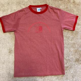 カリマー(karrimor)の【ほぼ新品未使用】カリマー Tシャツ メンズM(Tシャツ/カットソー(半袖/袖なし))