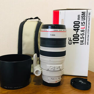 Canon - 【美品】Canon EF100-400 F4.5-5.6L IS USM