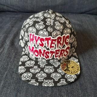 ヒステリックミニ(HYSTERIC MINI)のヒステリックミニ 帽子 キャップ 52 新品 90 100 110(帽子)