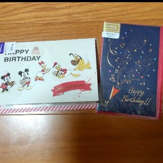ディズニー(Disney)の誕生日カード バースディカード バースデーカード メッセージ カード 誕生日 (アイドルグッズ)