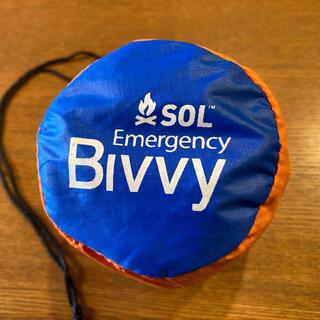 mont bell - SOL  エマージェンシー ビビイ EMERGENCY  BIVVY