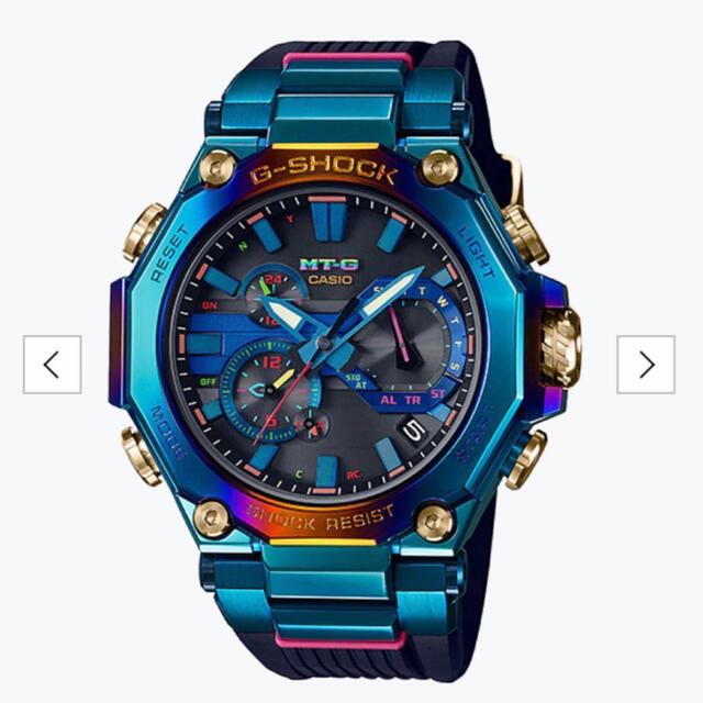 G-SHOCK(ジーショック)の新品 即納 CASIO G-SHOCK MTG-B2000PH-2AJR メンズの時計(腕時計(アナログ))の商品写真