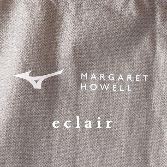 MARGARET HOWELL(マーガレットハウエル)の新品タグ付 2020 マーガレットハウエル×ミズノ フーデッドブルゾン パーカー メンズのジャケット/アウター(ブルゾン)の商品写真
