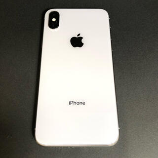 iPhone - iPhoneX 64GB シルバー ドコモ SIMロック解除済 本体のみ