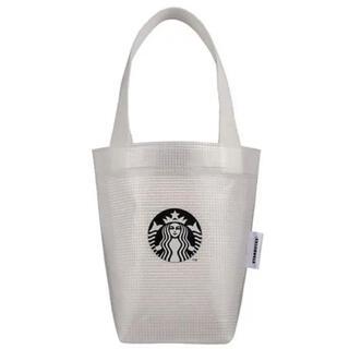 Starbucks Coffee - 台湾 スターバックス ドリンクバッグ クリア
