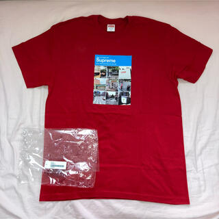 Supreme - シュプリームSUPREME■20AW Verify TeeベリファイTシャツ