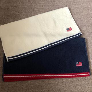 ラルフローレン(Ralph Lauren)のラルフローレン ウォッシュタオル 2枚 新品未使用(タオル/バス用品)