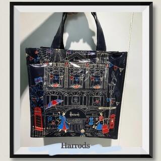 ハロッズ(Harrods)のHarrods❥ハロッズバッグ / トート/ランチバッグ(エコバッグ)