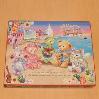 ダッフィー(ダッフィー)のダッフィー&フレンズのサニーファン アソーテッド・クッキー(菓子/デザート)