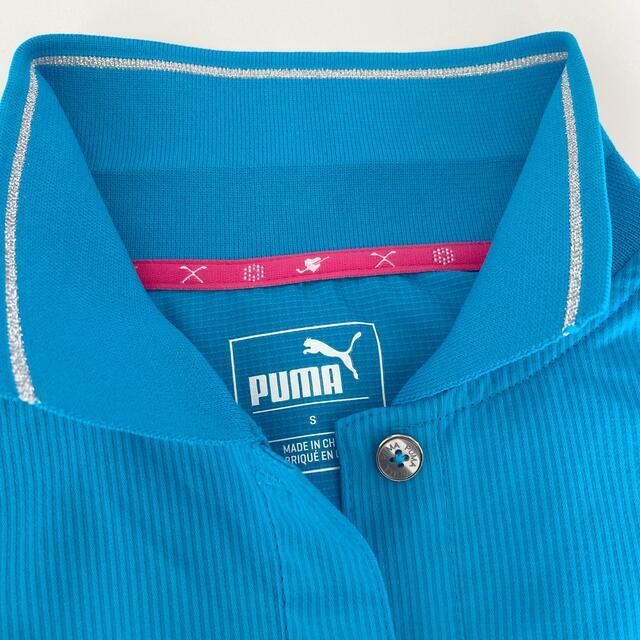 PUMA(プーマ)のPUMAゴルフウェア ワンピースS スポーツ/アウトドアのゴルフ(ウエア)の商品写真