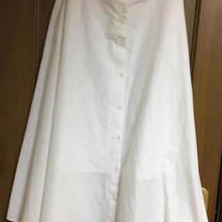 ユニクロ(UNIQLO)のユニクロのロングスカート  (ロングスカート)