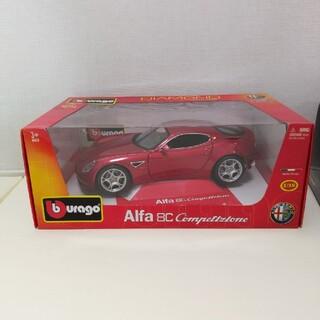 アルファロメオ(Alfa Romeo)のブラゴ アルファ・ロメオ8C コンペティツィオーネ(ミニカー)